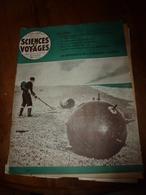 1946  SEV: Important Déminage En France;L'île Egine (Grèce);Schistes Bitumineux Du Gévaudan;Le Lupin Remplace Le Blé;etc - Livres, BD, Revues
