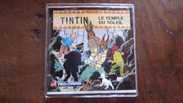 TINTIN VIEW MASTER  LE TEMPLE DU SOLEIL   HERGE - Tintin