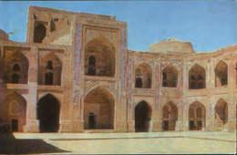 Uzbekistan - Postcard Unused - Buhara - Abdulaziskhan Madrasah - Uzbekistan
