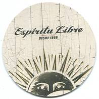 Lote M17, Mexico, Posavaso, Coaster, Sol, Espiritu Libre - Beer Mats
