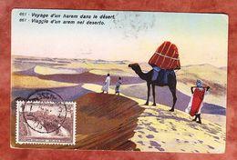 AK Wueste, 10-Laender-Frankatur, Belgien, Serbien, Tunesien, Daenemark, Tuerkei, Algerien, Paraguay, Luxemburg.. (55938) - 1929-1937 Heraldischer Löwe