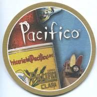Lote M18, Mexico, Posavaso, Coaster, Pacifico, Modelo, Carro - Beer Mats