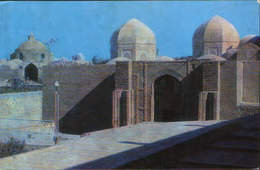 Uzbekistan - Postcard Unused - Buhara - Mosque Magoki-Attori - Uzbekistan