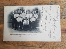 "CP Tournai 1906 ""Collège Notre-Dame, Internat - Footballers: 7e équipe"" - Tournai"
