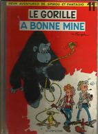 Spirou : Le Gorille A Bonne Mine - Spirou Et Fantasio