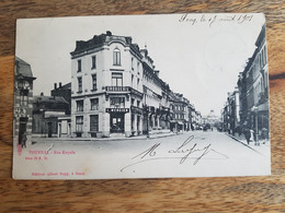 "CP Tournai 1901 ""Rue Royale - Série 20 N°21 - Albert Sugg"" - Tournai"