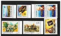 NEU1107 JUGOSLAWIEN LOT 1990  ** Postfrisch SIEHE ABBILDUNG - 1945-1992 Sozialistische Föderative Republik Jugoslawien