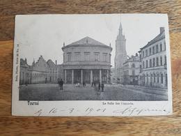 """CP Tournai 1901 """"La Salle De Concerts - Série 48 N°16 - Nels"""" - Tournai"""