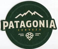 Lote A23, Argentina, Posavaso, Coaster, Patagonia, Circular, Irregular - Beer Mats