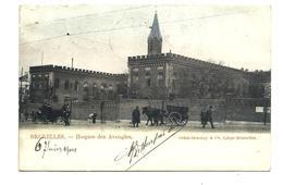 BRUXELLES - HOSPICE Des AVEUGLES - 1903 -  Vente Directe - Salute, Ospedali