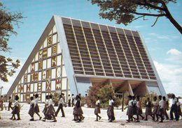 1 AK Namibia * Eine Schule Im Ovamboland - Von 1968 Bis 1990 War Das Ovamboland Ein Homeland * - Namibia
