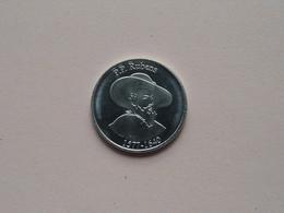 P.P. RUBENS 1577 - 1640 / Belgian Heritage - National Tokens B ( Anno 2018 ) ! - Pièces écrasées (Elongated Coins)