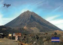 1 AK Kap Verde Cabo Verde * Die Insel Fogo Mit Dem Vulkan Fogo * - Cape Verde