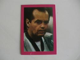 Jack Nicholson Portugal Portuguese Pocket Calendar 1987 - Small : 1981-90