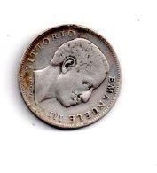 Italie -une Lire De 1902- Voir état - 1861-1946 : Kingdom