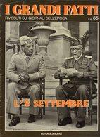 1979 - I GRANDI FATTI - Rivissuti Nei Giornali Dell'Epoca - L' 8 Settembre - - Books, Magazines, Comics