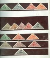 Nyassa Petite Collection Neufs ** MNH 1901/1921. Gommes D'origine. Rare En Neufs ** MNH. B/TB. A Saisir! (5) - Nyassa