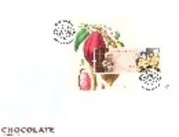 Portugal  & FDCB  Chocolate 2018 (6118) - Alimentation