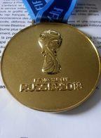 Réplique Médaille D'or Coupe Du Monde 2018 Russie ◘ Neuve - Sports