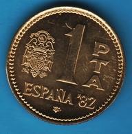 ESPANA 1 PESETA 1980 (81) ESPANA82 KM# 816 - [ 5] 1949-… : Kingdom