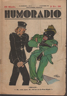 Humoradio October 1944 - Magazines & Newspapers