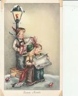 Fétes : Bonne Année : ( Petits Chanteurs ) - Nouvel An