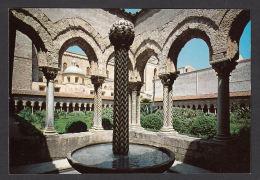 75424/ MONREALE, Duomo, Chiostro Dei Benedettini, Fontana Araba XII Sec. - Altre Città