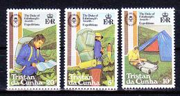 The Duke Of Edinburgh's Awards, Expedition / Tristan Da Cunha 1982 - MNH - Tristan Da Cunha