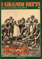 1978 - I GRANDI FATTI - Rivissuti Nei Giornali Dell'Epoca - L'Intervento Italiano - - Books, Magazines, Comics