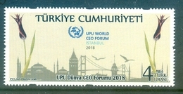 Turkey, 2018 Issue, MNH - 1921-... Republik