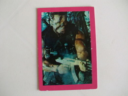 Arnold Schwarzenegger Portugal Portuguese Pocket Calendar 1987 - Small : 1981-90