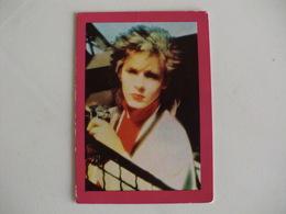 Nick Rhodes Portugal Portuguese Pocket Calendar 1987 - Small : 1981-90