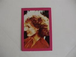 Glenn Close Portugal Portuguese Pocket Calendar 1987 - Small : 1981-90