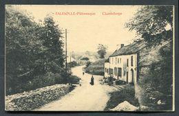 FALISOLLE - Pittoresque - Claminforge ... RARE !!! - België