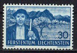 Liechtenstein 1937 // Mi. 162 ** (026..730) - Liechtenstein