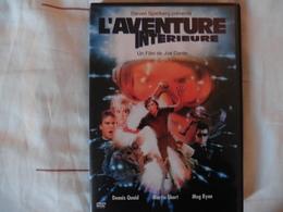 DVD L'aventure Interieure De Joe Dante Avec Dennis Quaid Martin Short Meg Ryan - Tres Bon Etat - Sciences-Fictions Et Fantaisie
