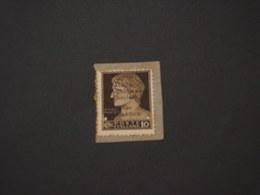 BASE ATLANTICA - 1943 - RE 10 C. - NUOVO S,G, (SOPRASTAMPE ORIGINALI DELL'EPOCA) - 4. 1944-45 Social Republic