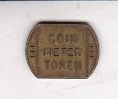 COIN METER TOKEN ORIGEN INCONNU CIRCA 1900's SIZE 2.3x1.7cm WEIGHT 7GRS-BLEUP - Badges