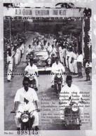 Malaysia 2003, 46th Indipendence, Moto, Car, BF - Malaysia (1964-...)