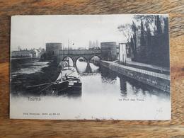 "CP Tournai 1902 ""Le Pont Des Trous - Série 48 N°48"" - Tournai"