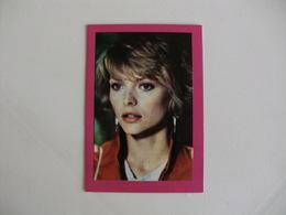 Michelle Pfeiffer Portugal Portuguese Pocket Calendar 1987 - Small : 1981-90