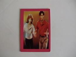 Michael Pare And Nancy Allen Portugal Portuguese Pocket Calendar 1987 - Small : 1981-90