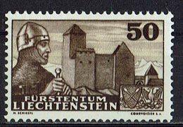 Liechtenstein 1937 // Mi. 164 * Falz (026..733) - Liechtenstein