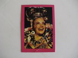 Carmen Miranda Portugal Portuguese Pocket Calendar 1987 - Small : 1981-90