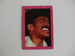 Samy Davis Jr. Portugal Portuguese Pocket Calendar 1987 - Small : 1981-90
