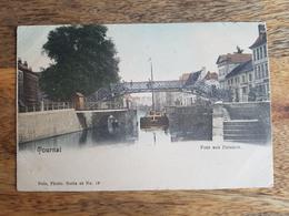 """CP Tournai """"Pont Aux Pommes, Série 48 N°19, Nels"""" - Tournai"""