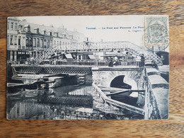 "CP Tournai ""Le Pont Aux Pommes, L. Lagaert"" - Tournai"