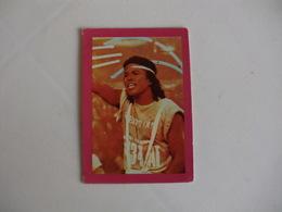Jermaine Jackson Portugal Portuguese Pocket Calendar 1987 - Small : 1981-90