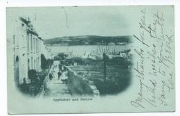 Devon Postcard Appledore And Instow   Posted  Appledore Squared Circle - Other