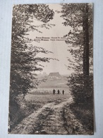 Oud-Everlee. Zoete-Waters, Sinte Annasdreef. Eaux-Douces, Route St Anne. Animée. 1931 - Oud-Heverlee